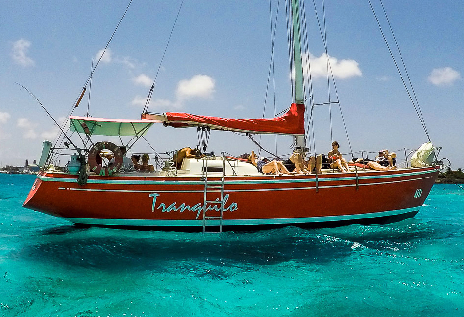 43 Ft SAILING BOAT THE TRANQUILA