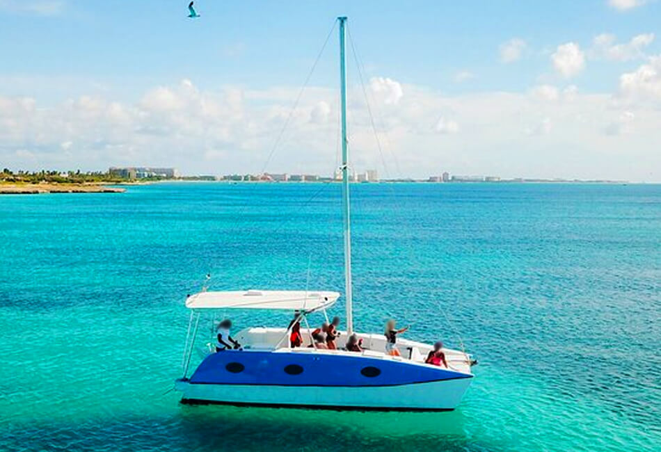 30 ft Two Oceans Catamaran