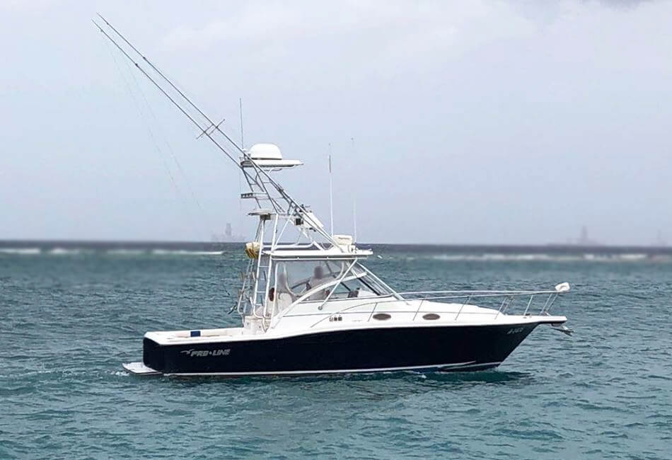 34 ft Pro-Line Express Sportfisherman