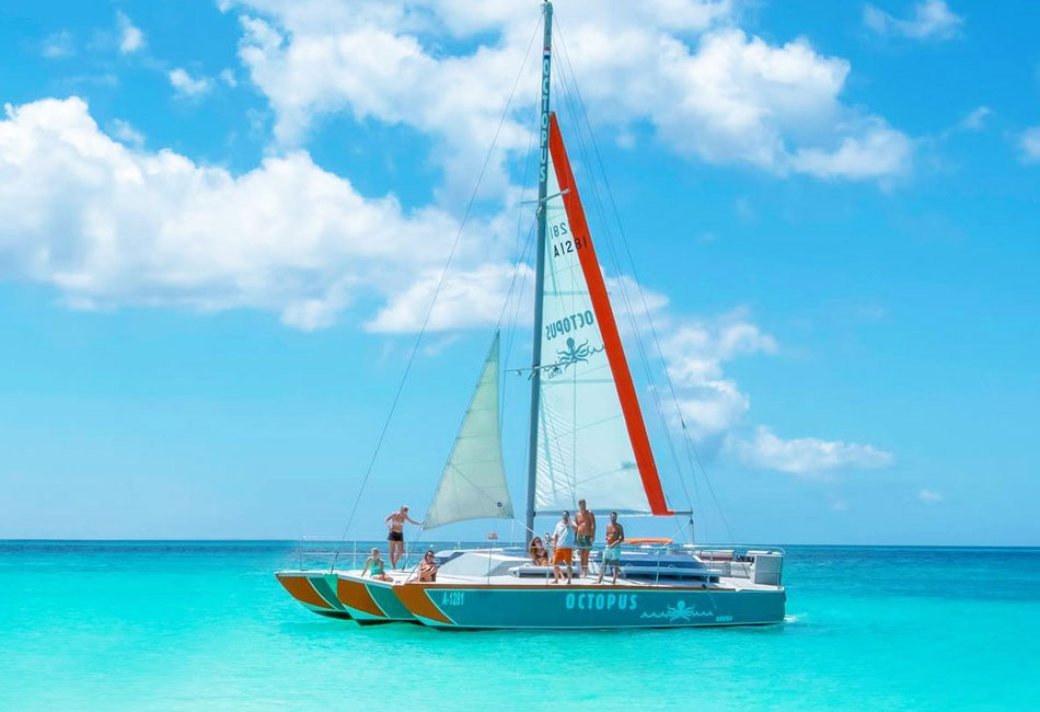 41FT TRIMARAN SAILBOAT