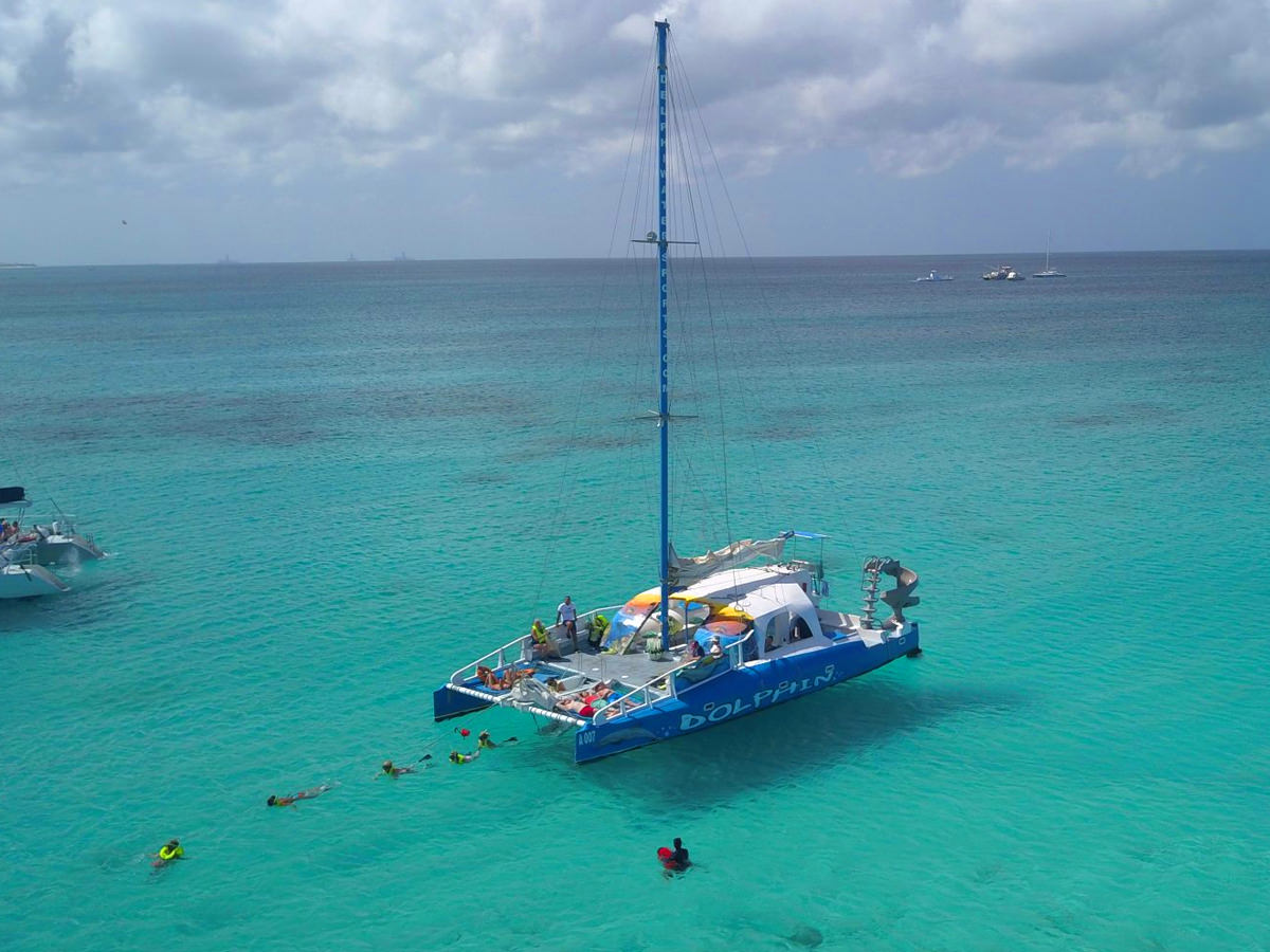 45 ft SAILING CATAMARAN