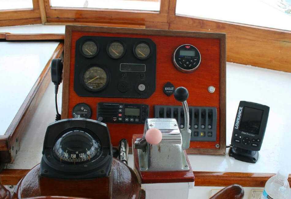 50 ft Marconi Cutter Sailboat